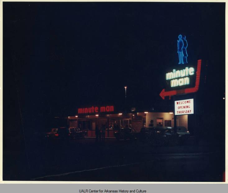 Minute Man Restaurant In Jonesboro Arkansas